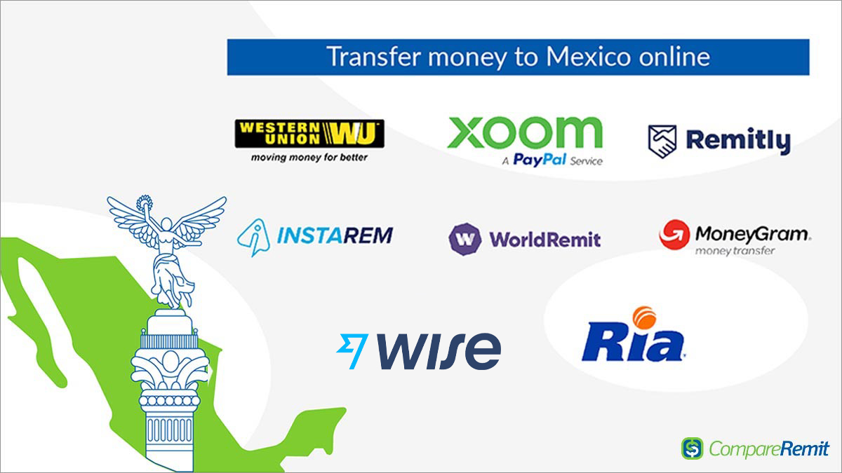Remittance Companies to Mexico