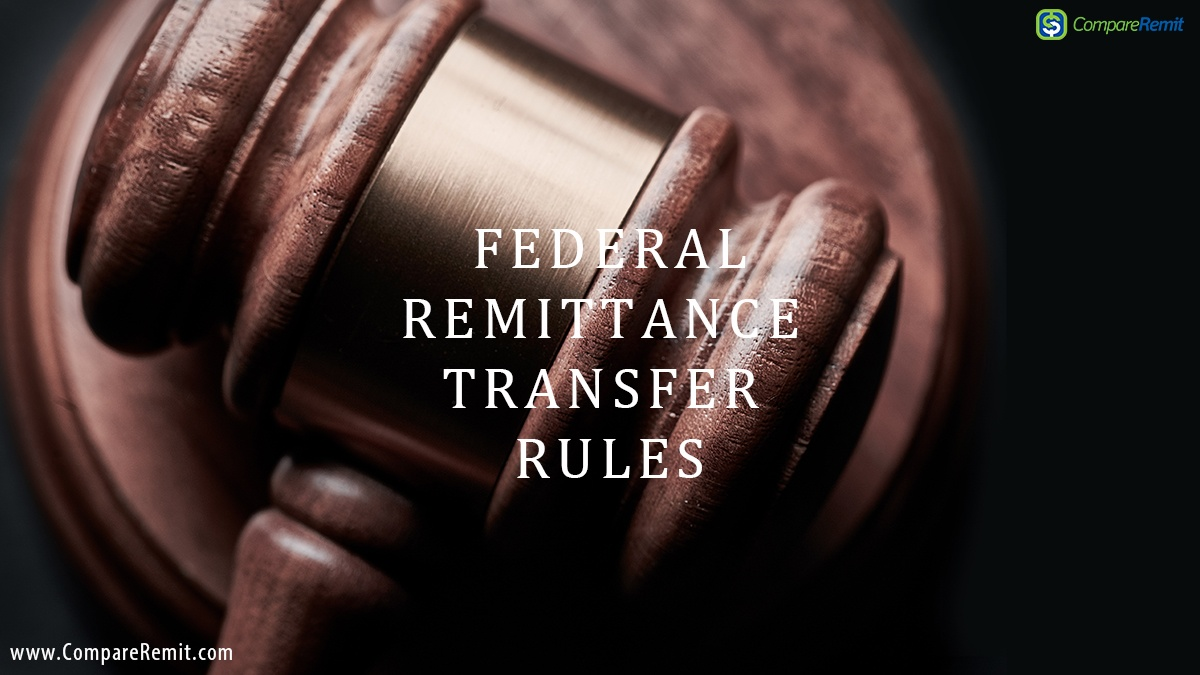 Federal Remittance Rules