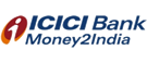 ICICI Bank Money2India Logo