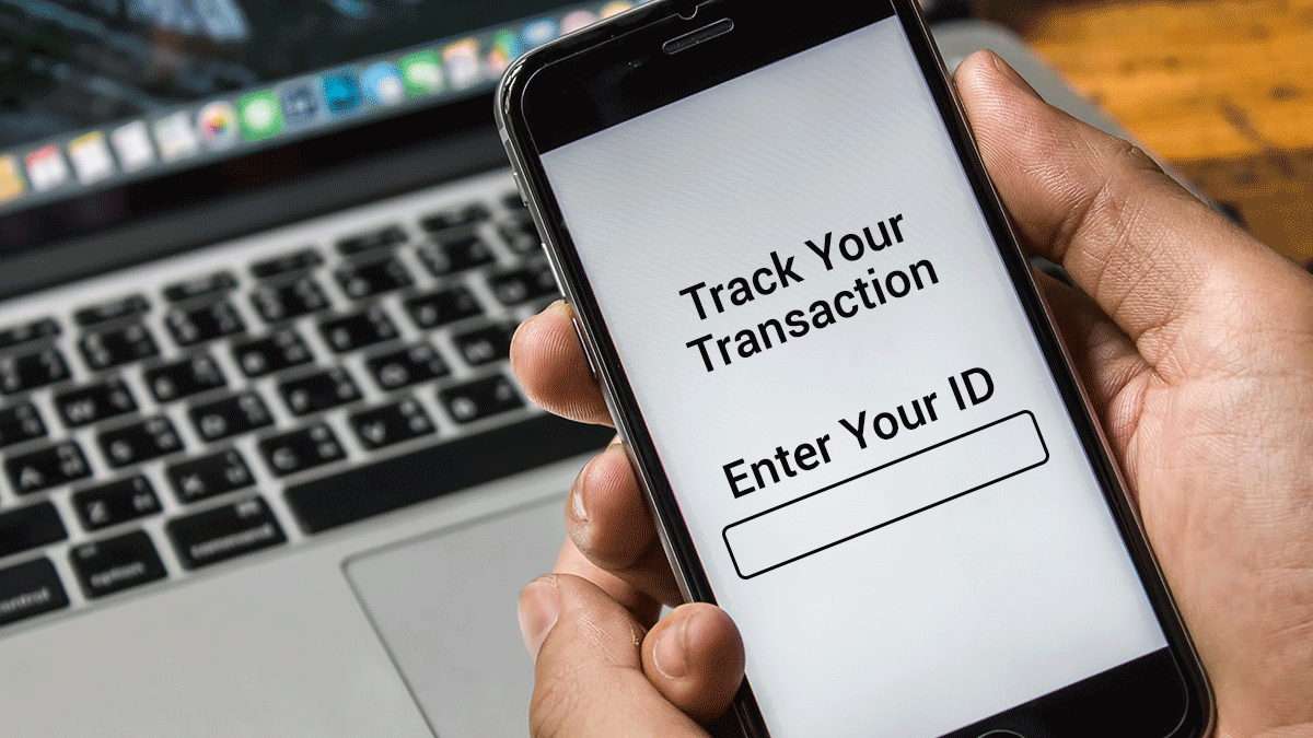 How To Track Your Money Transfer Transaction?
